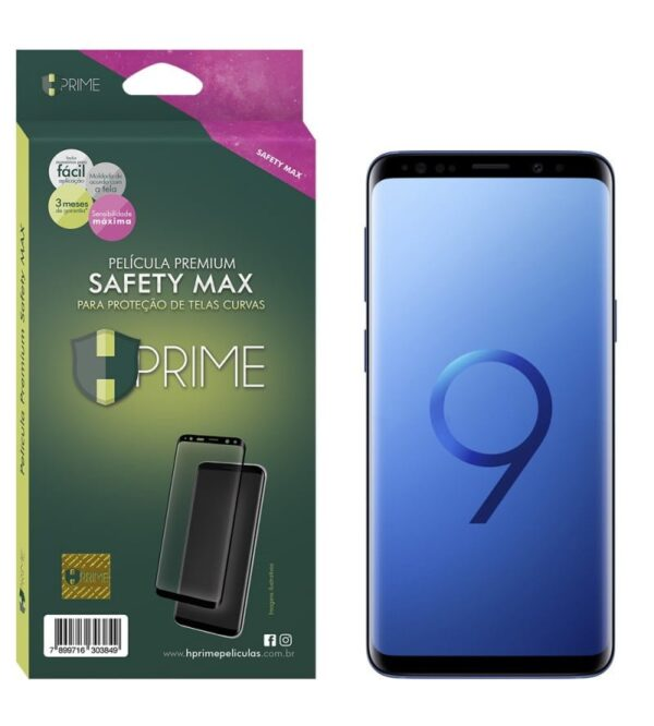 pelicula s9 safety max