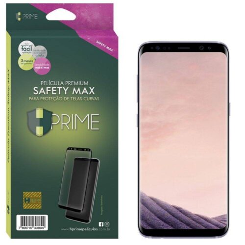 Pelicula Galaxy S8 Safety Max