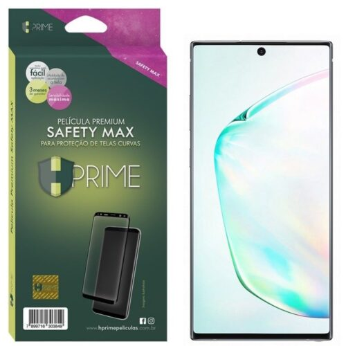 Pelicula Galaxy Note 10 Plus Safety Max