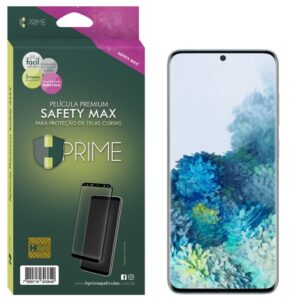 Pelicula Galaxy S20 Safety Max