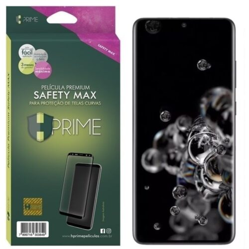 Pelicula Galaxy S20 Ultra Safety Max